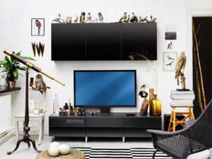 В IKEA скрестили тумбу и телевизор